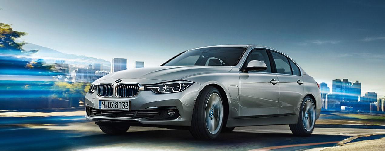 BMW Série 3 Berline Hybride