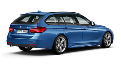 BMW Série 3 M sport Touring